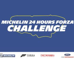 The Michelin 24h Forza Challenge