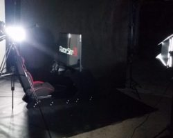 Behind-the-scene Trailer Filming