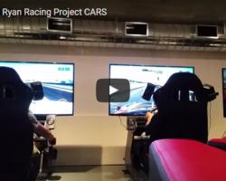 VIDEO – David & Ryan Racing on Project CARS