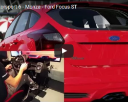VIDEO – Forza Motorsport 6 – Monza – Ford Focus ST
