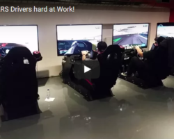 VIDEO – ProjectCARS Drivers hard at Work!