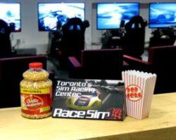 Popcorn Sunday!