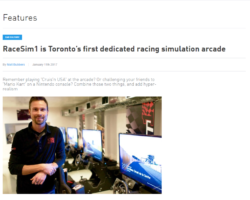 AutoFocus' Featured Article on RaceSim1