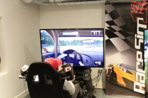 RaceSim1 - Sim Racing Arcade Centre - Drivetek Event - Jan 10, 2017 - GT3 Team 1