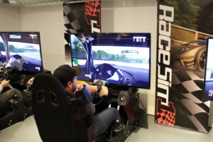 RaceSim1 - Sim Racing Arcade Centre - Drivetek Event - Jan 10, 2017 - GT3 Team 2