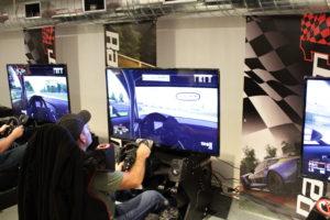 RaceSim1 - Sim Racing Arcade Centre - Drivetek Event - Jan 10, 2017 - GT3 Team 3