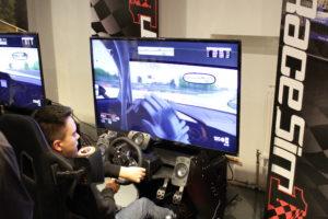 RaceSim1 - Sim Racing Arcade Centre - Drivetek Event - Jan 10, 2017 - GT3 Team 4