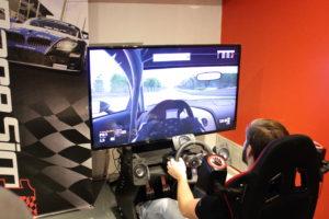 RaceSim1 - Sim Racing Arcade Centre - Drivetek Event - Jan 10, 2017 - GT3 Team 5