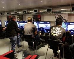 DriveTeq event at RaceSim1