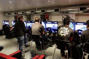 RaceSim1 - Sim Racing Arcade Centre - Drivetek Event - Jan 10, 2017 - Guests Pic 01