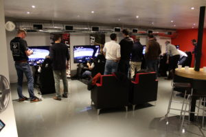 RaceSim1 - Sim Racing Arcade Centre - Vincent French Group - Jan 14, 2017 - Ginetta GT5 - 01