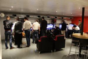 RaceSim1 - Sim Racing Arcade Centre - Vincent French Group - Jan 14, 2017 - Ginetta GT5 - 04