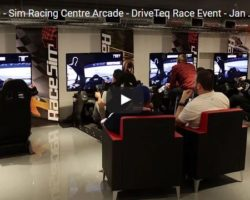 Another Great DriveTeq Event at RaceSim1 :)