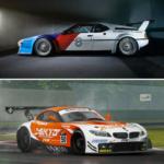 RaceSim1 - BMW M1 ProCar & BMW Z4 GT3