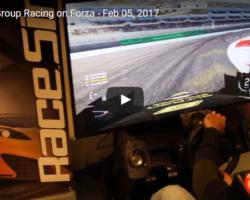 Rajeev's Group Racing on Forza