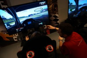 Kyle Marcelli at RaceSim1!