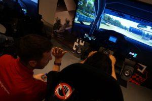 RaceSim1 Sim Racing Arcade Centre - April 4, 2017 - Kyle Marcelli Special Event