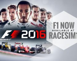 F1 Now Available at RaceSim1