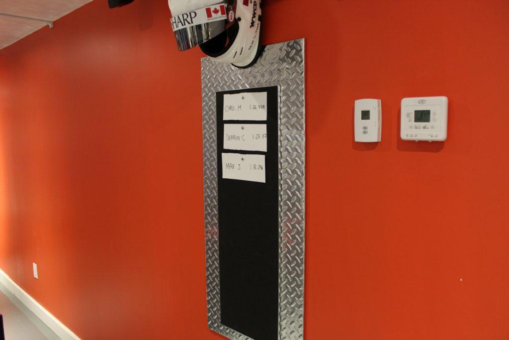 RaceSim1 Sim Racing Arcade Centre - Leaderboard