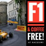 RaceSim1 Sim Racing Centre Arcade - Azerbaijan Baku F1 GP Screening - June 25, 2017