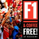RaceSim1 Sim Racing Centre Arcade - Spain Barcelona F1 GP Screening - May 13, 2018