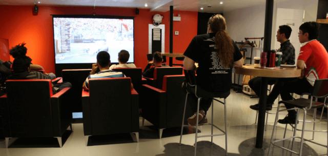 RaceSim1 Sim Racing Centre - F1 & Coffee
