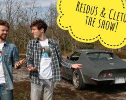 Reidus and Cletus at RaceSim1!