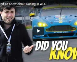 Intro to WEC (World Endurance Championship)