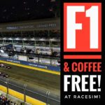 RaceSim1 Sim Racing Centre Arcade - Singapore F1 GP Screening - September 17, 2017
