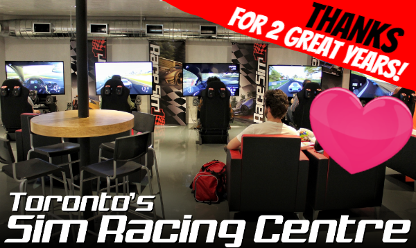 Toronto's Sim Racing Centre