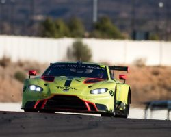 Three New Race Cars for AMR