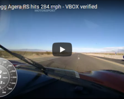 New Speed Record at 460+Km/h