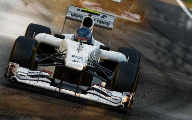 Project CARS FA (Formula 1) Car Screenshot