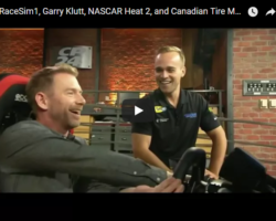 Garry Klutt, NASCAR Heat 2, and Canadian Tire MoSport at CP24!