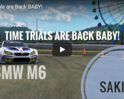 Time Trials are Back BABY! – January Time Trial 🏁 at RaceSim1!