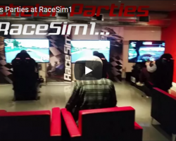 Bachelor Parties at RaceSim1…