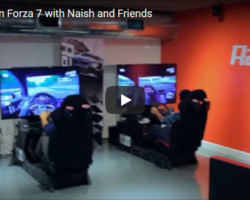 Racing on Forza 7 with Naish and Friends