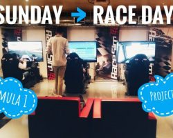 Sunday is Race Day!