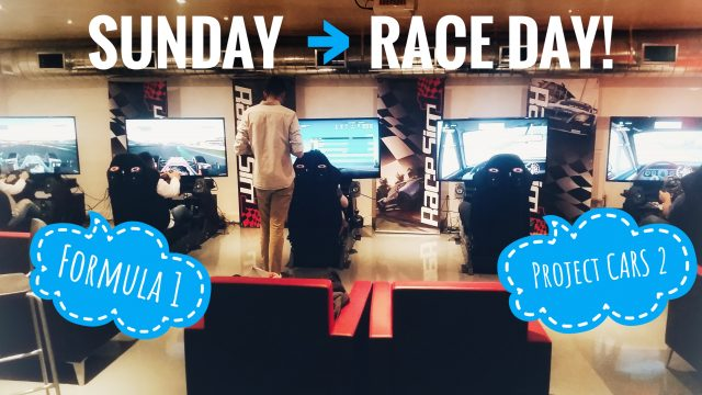 RaceSim1 Sim Racing Arcade - Sunday is Raceday