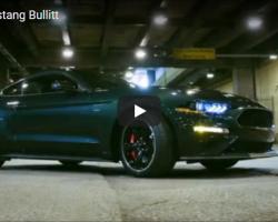 The New Mustang Bullitt