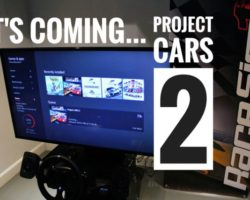 It's Coming! Project CARS 2