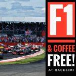 RaceSim1 Sim Racing Centre Arcade - Silverstone British F1 GP Screening