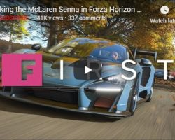 Making the McLaren Senna in Forza Horizon 4
