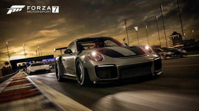 Forza Motorsport 7 - Porsche GT2RS