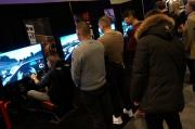 RaceSim1 Virtual Sim Racing Arcade - The Gentlemen Expo Event - November 24-25, 2017 - 02