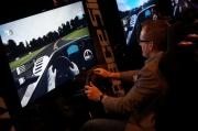 RaceSim1 Virtual Sim Racing Arcade - The Gentlemen Expo Event - November 24-25, 2017 - 06
