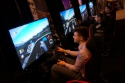 RaceSim1 Virtual Sim Racing Arcade - The Gentlemen Expo Event - November 24-25, 2017 - 03