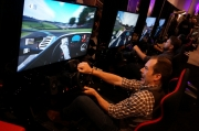 RaceSim1 Virtual Sim Racing Arcade - The Gentlemen Expo Event - November 24-25, 2017 - 08