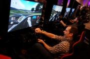 RaceSim1 Virtual Sim Racing Arcade - The Gentlemen Expo Event - November 24-25, 2017 - 08