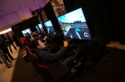 RaceSim1 Virtual Sim Racing Arcade - The Gentlemen Expo Event - November 24-25, 2017 - 09